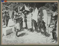 Boys appartenant à la patrouille