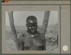 Jeune fille Moundang