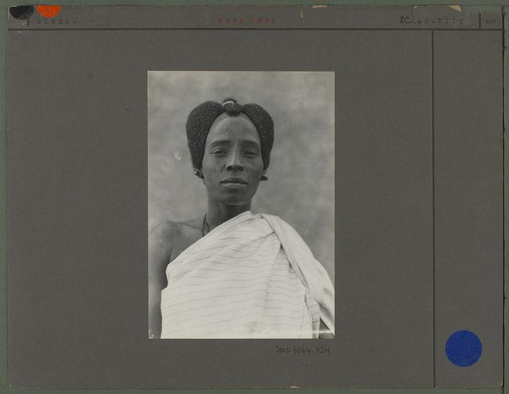 Femme Béribéri