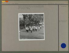 Visite du roi du Cambodge au roi du Laos