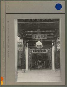 Intérieur de la pagode