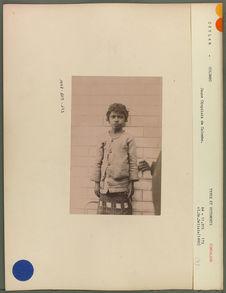 Jeune Cingalais de Colombo