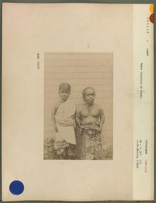 Nains cinghalais de Kandy