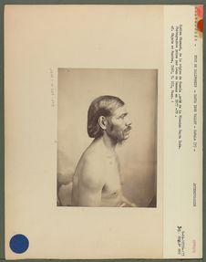 Indien Chumash, de la région de Samala