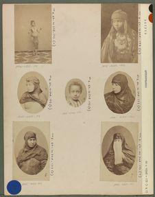 Esclave georgienne d'Alexandrie