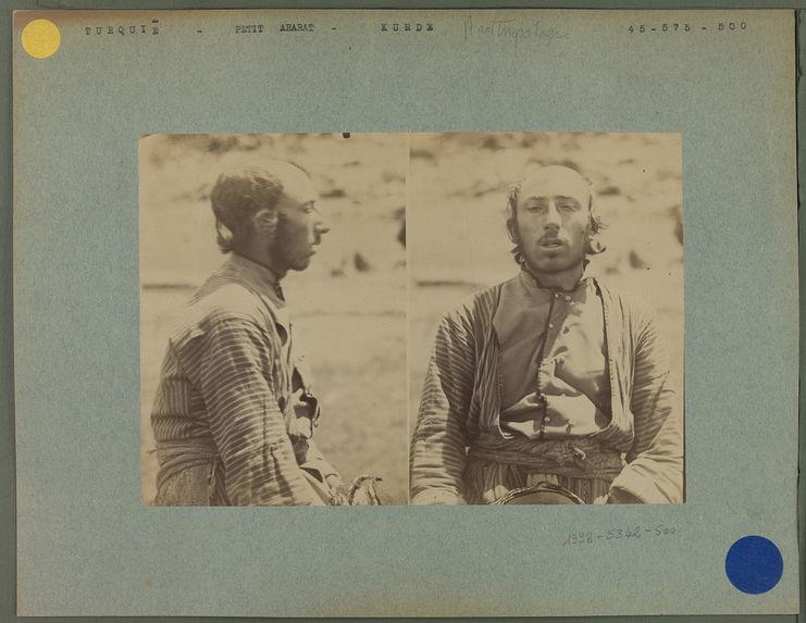 Kurde Djelali, du campement de Betchara