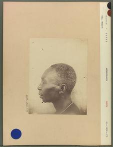 Femme Bakota de Doumé