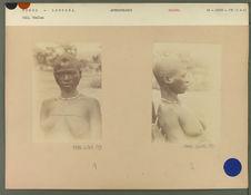Massuela, femme Bakamba de l'Oudina