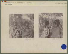 Femmes du Radjah de Larantouka