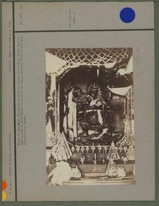 Statue de Maha Kala