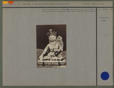 Statue représentant la déesse Tara-eka