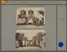 Gouverneurs Mongols et Mandchous