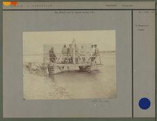 Bac établi sur le fleuve Arisse (?)