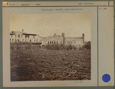 Palais du Khan vers 1875