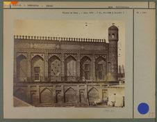 Palais du Khan de Kokan vers 1875