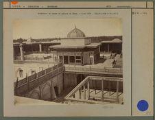 Intérieur du Harem du palais du Khan de Kokan