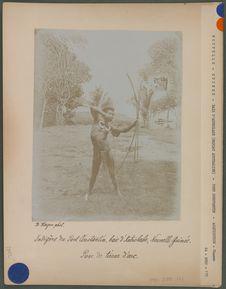 Indigène de Port Constantin , baie D'Astrolabe