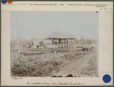 Mon habitation à Erima, Baie d'Astrolabe