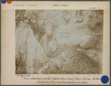 Femme mélanésienne accouchée