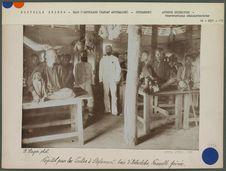 Hôpital pour les coulies à Stefansort