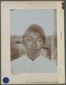 Homme javanais d'à peu près 22 ans