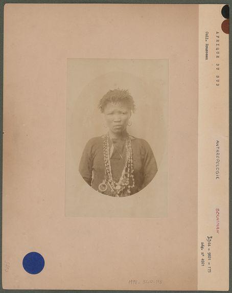 Stinée, 32 ans, Bochismane [sic]