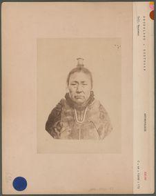 Femme esquimaude du district de Gothaab