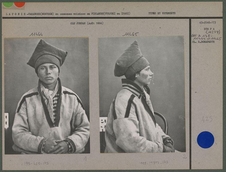 Ole Jumpan (Août 1884)