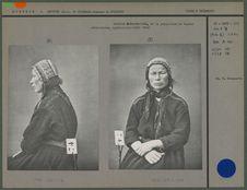 Gunhild Andersdatter, lapon sédentaire agriculteur