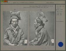 Aslak Larsen Somby, nomade