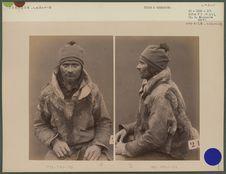 Anders Johanson Amma, nomade