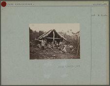 Hutte indigène