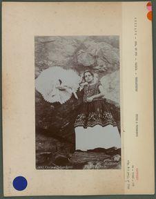 Jeune fille de Tehuantepec