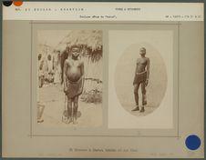 "Esclave de Khartoum vêtue du ""rahad&quot"