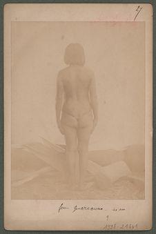 Femme Guaraouno