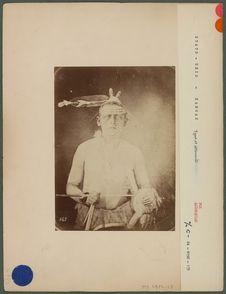 Charles Keokuk, Grandson of Keokuk. sr.