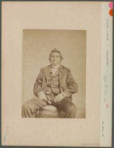 Tila-War-Na-Ga-He,- Buffalo Chief