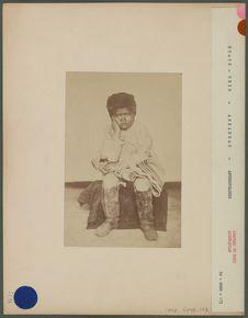 Enfant indien, Arapaho du Sud