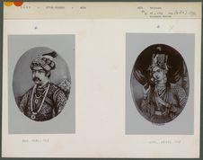 Portrait de Moti Begum