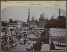 Rue derrière la Jami Masjid