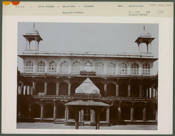 Mausolée d'Akbar