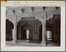 Appartements privés impériaux dans le fort d'Agra