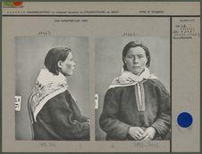 Inga Olsdatter; Août 1884.
