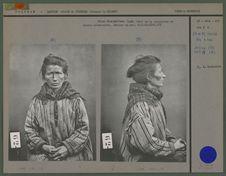 Ellen Nielsdatter, de la popualtion des lapons sédentaires