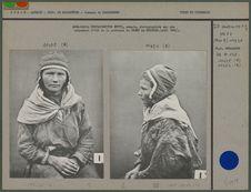 Anna-Maria Gustausdotter Nutti, nomade