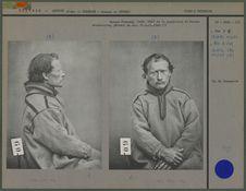 Gunnar Piersen, lapon sédentaire pêcheur