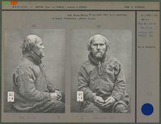 Karl Hansen Golgo, lapon sédentaire pêcheur
