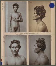 Niue- (savage) Insulaner