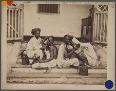 Barbiers à Bombay