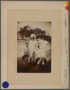 Coolies à Bombay